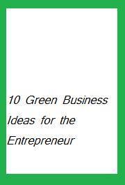 green business ideas, free green business