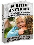 urban survival guide, homemade survival kit