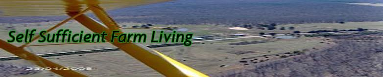 logo for self-sufficient-farm-living.com